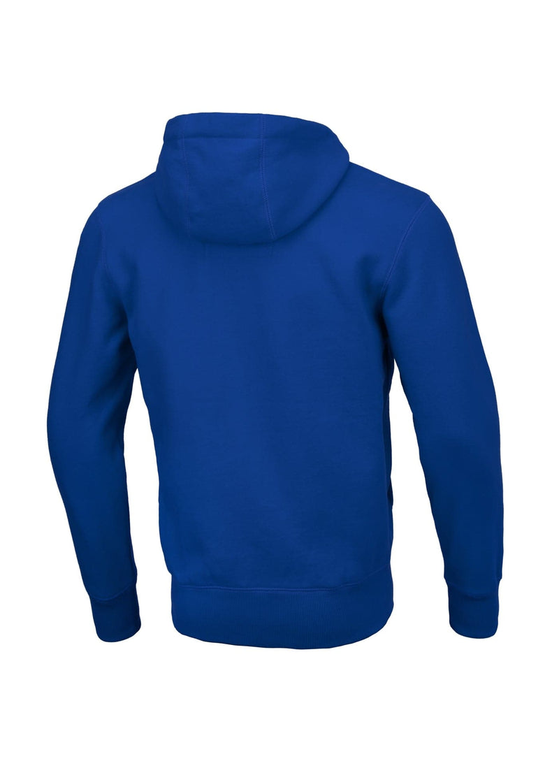 BLUZA Z KAPTUREM CLASSIC BOXING 19 ROYAL BLUE