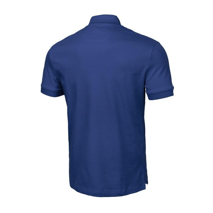 KOSZULKA POLO CIRCLE LOGO Royal Blue