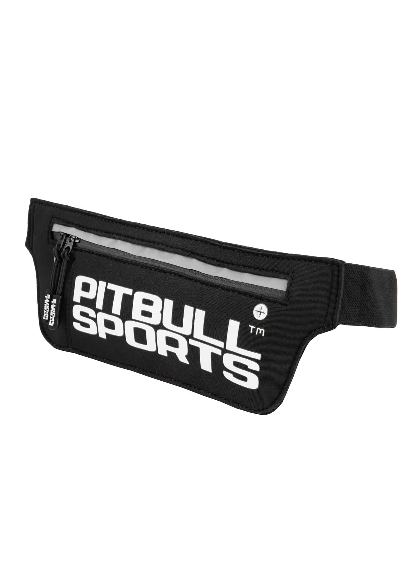 SASZETKA PITBULL SPORTS CZARNA