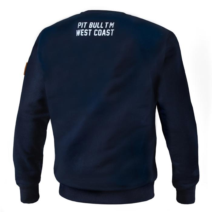 "BLUZA PITBULL WEST COAST ""CALIFORNIA FLAG"" Dark Navy"