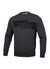 Big Logo Crewneck FRENCH TERRY Charcoal - kup z Pit Bull West Coast Oficjalny Sklep