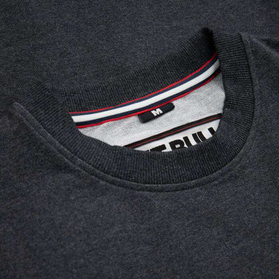 Big Logo Crewneck FRENCH TERRY Charcoal