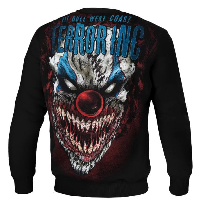 "BLUZA CREWNECK ""TERROR CLOWN"""