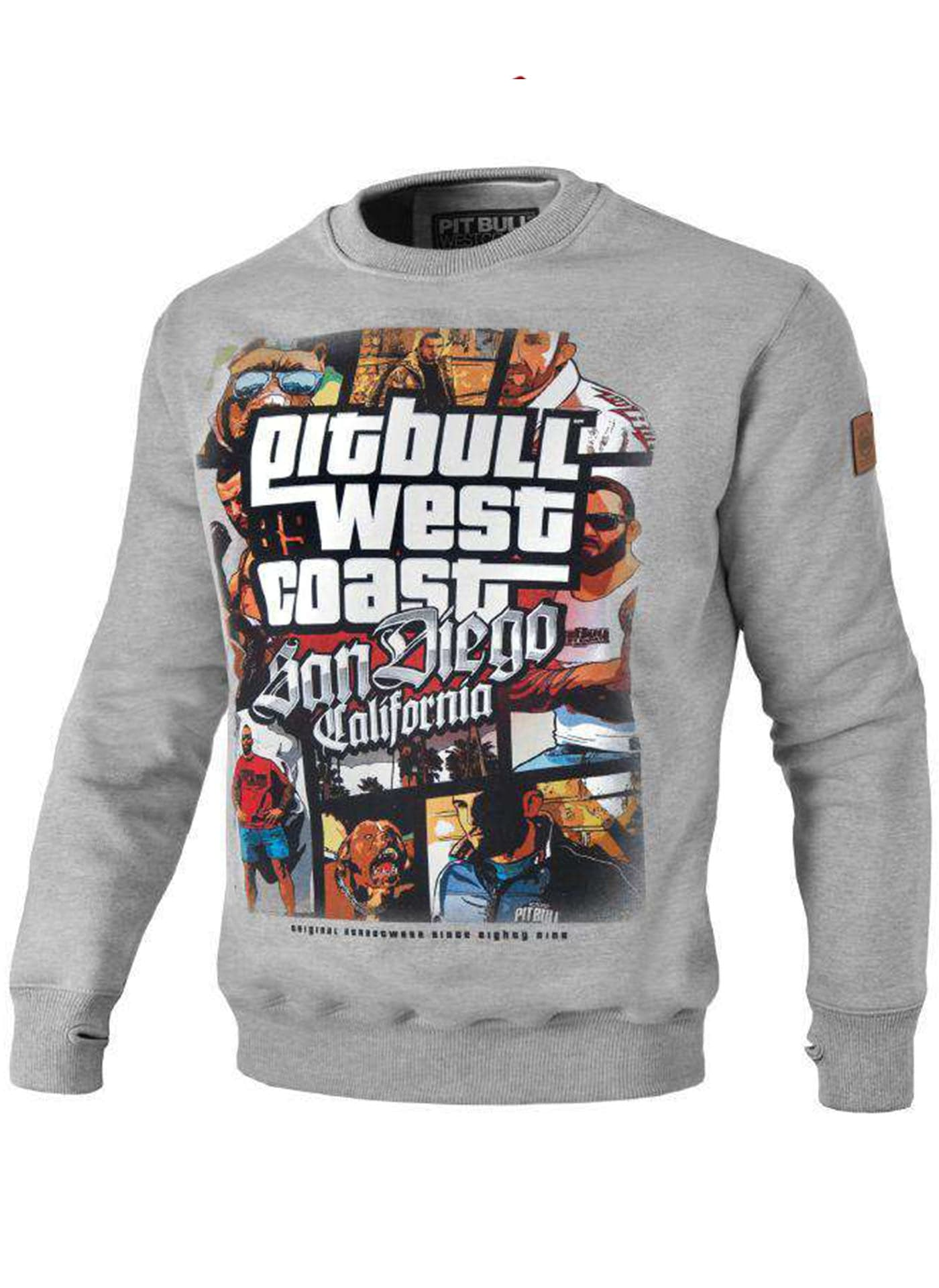 BLUZA MOST WANTED