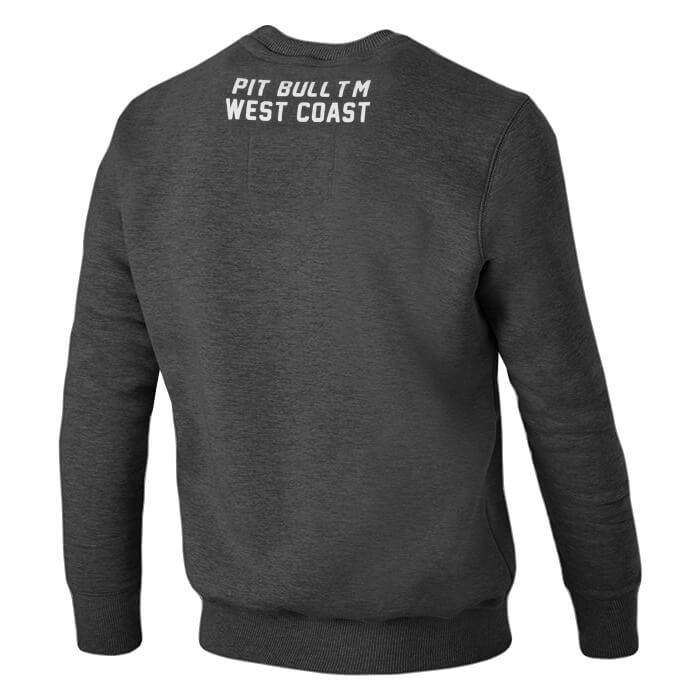 "BLUZA PITBULL WEST COAST ""CALIFORNIA FLAG"" Charcoal"