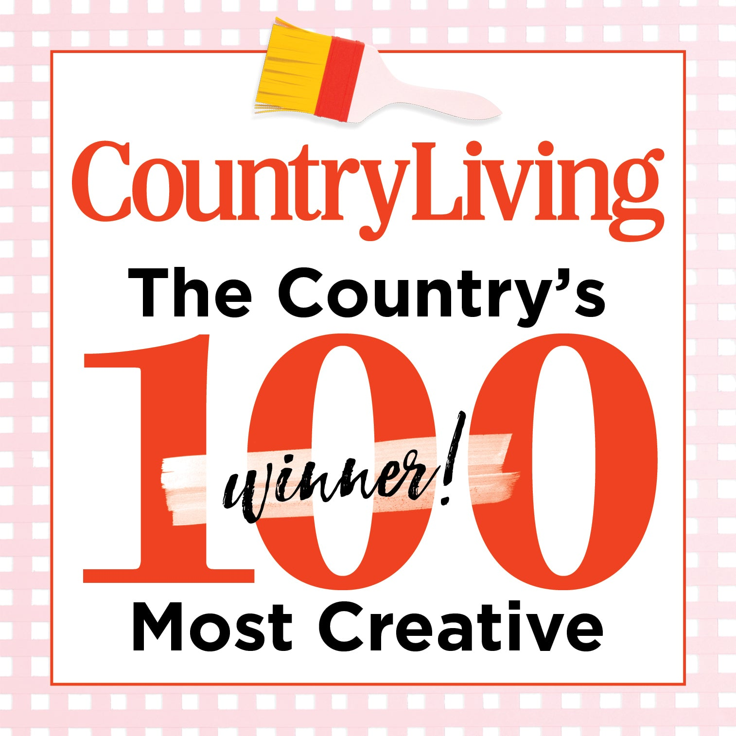 Country Living Magazine January 2018 Creativity Issue