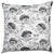 Hedgehogs in Neutral Pillow