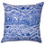 Cobalt Agate Pillow