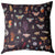 Pillow- Specimens in Black