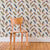 Feathers Wallpaper in Neutral