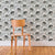 Hedgehogs Wallpaper in Neutral