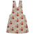 Fox Pinafore Apron