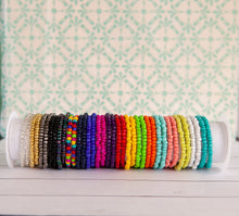 Load image into Gallery viewer, Glass Seed Bead Bracelets