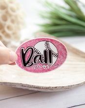 Load image into Gallery viewer, Ball Mom | Water Resistant Sticker
