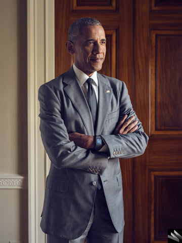 President Obama is Our Model Gentleman Of The Month For October 2018. He  Has Shown Time And Time Again That He Host The Qualities   Trait of What A  True ... 72c10613f77ee