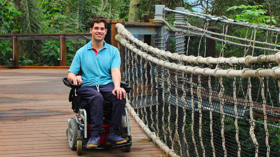 5 Benefits of an Electric Wheelchair