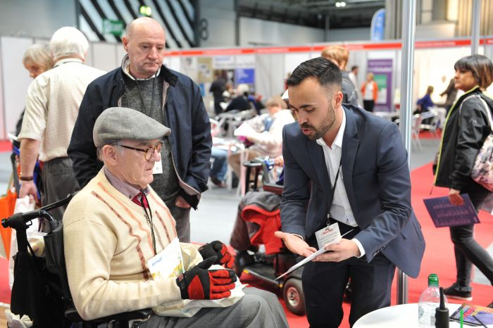 MobilityPlus Wheelchairs target global reach with Naidex2020 appearance