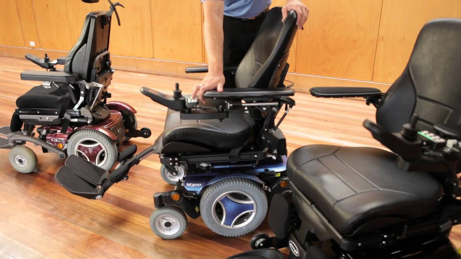 How to Find the Right Electric Wheelchair