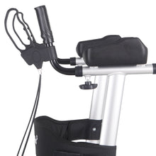Load image into Gallery viewer, MobilityPlus+ Upright Rollator with Forearm Support
