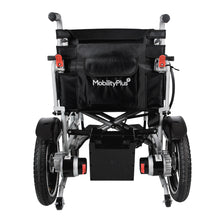 Load image into Gallery viewer, MobilityPlus+ Electric Powered Wheelchair | Easy-Fold, Lightweight, 4mph
