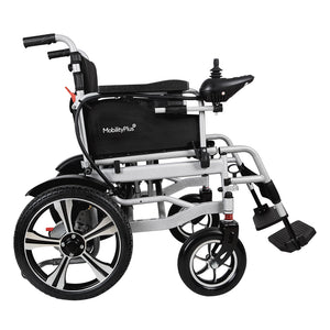 MobilityPlus+ Electric Powered Wheelchair | Easy-Fold, Lightweight, 4mph