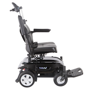 MobilityPlus+ Quick-Split Electric Wheelchair | Lightweight, Compact, 4mph