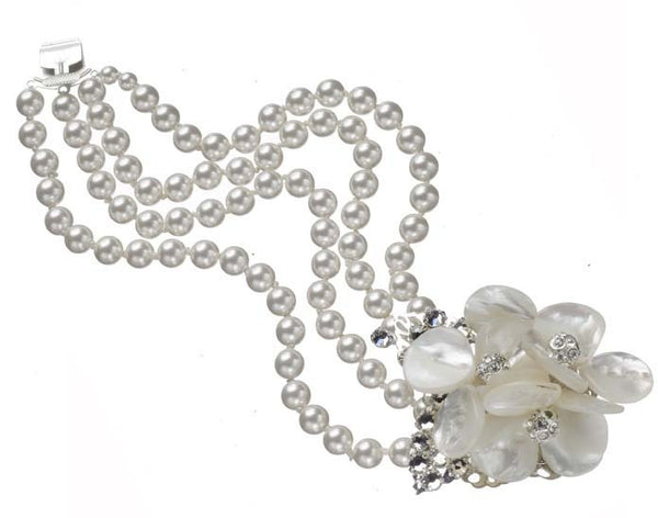 Petal Pearl Bracelet: Featured Product Image