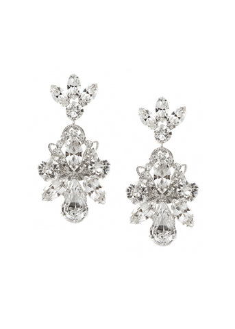 Downton Drop Earring