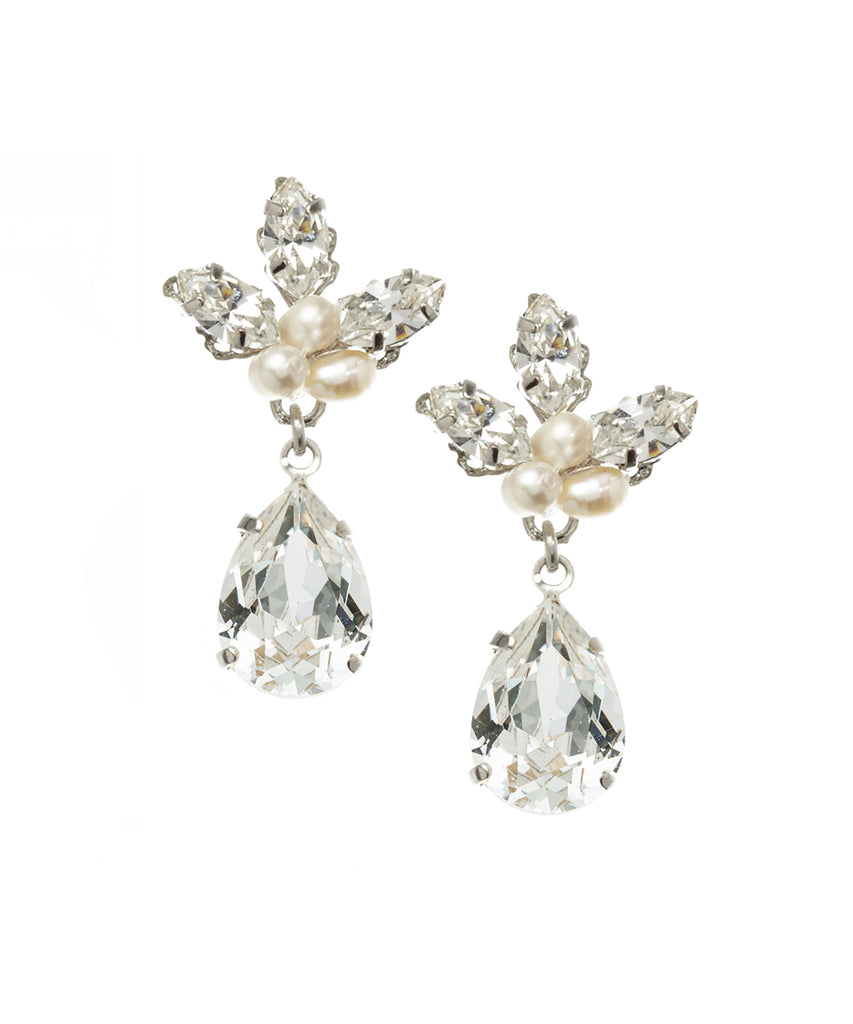 Lily Drop Earring