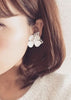 Petal Flower Earrings