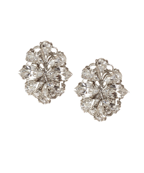 Copy of Tillie Crystal Stud Earring: Featured Product Image