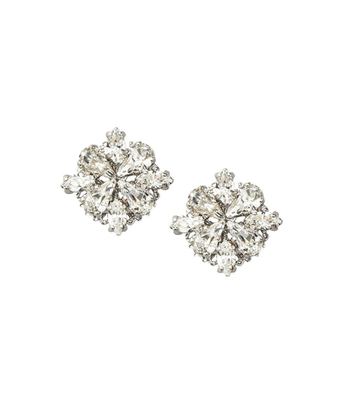 Copy of Amelia Crystal Stud: Featured Product Image