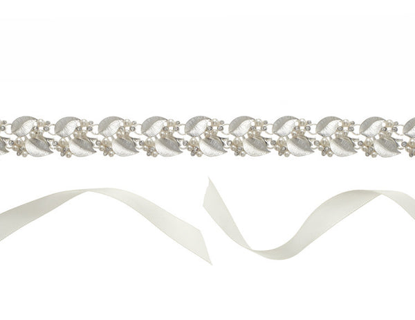 Bramble Pearl Sash: Featured Product Image