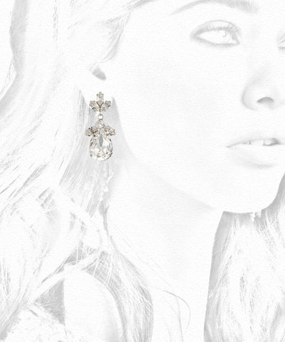Copy of Classic Drop Earring: Alternate View #2
