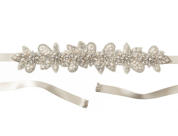 Corsage Dress Sash: Featured Product Image