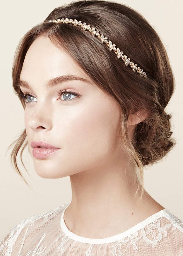 Daisy Band Hairpiece