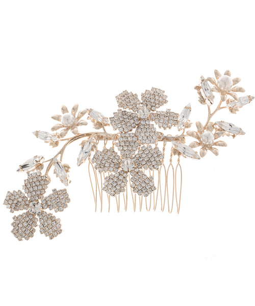 Copy of June Crystal Hair Comb: Featured Product Image