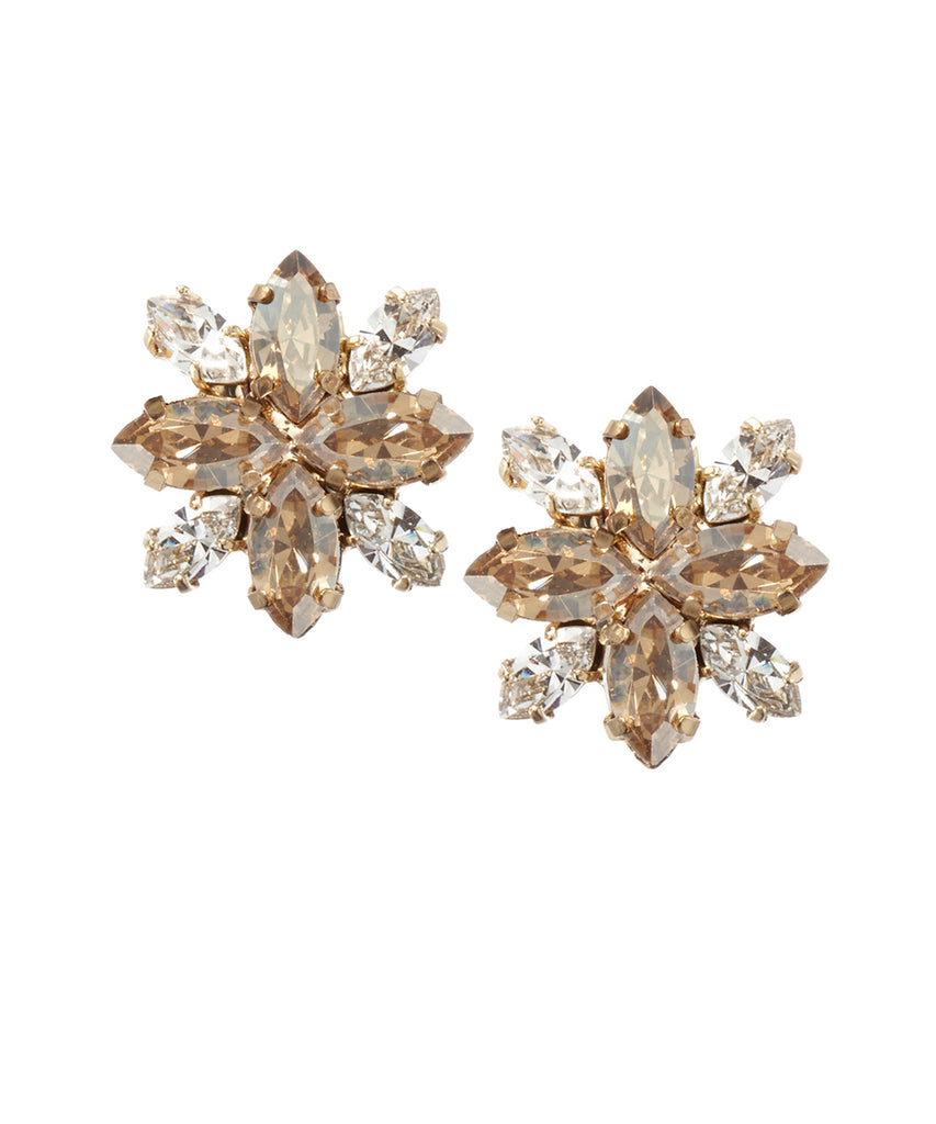 Liddy Crystal Stud