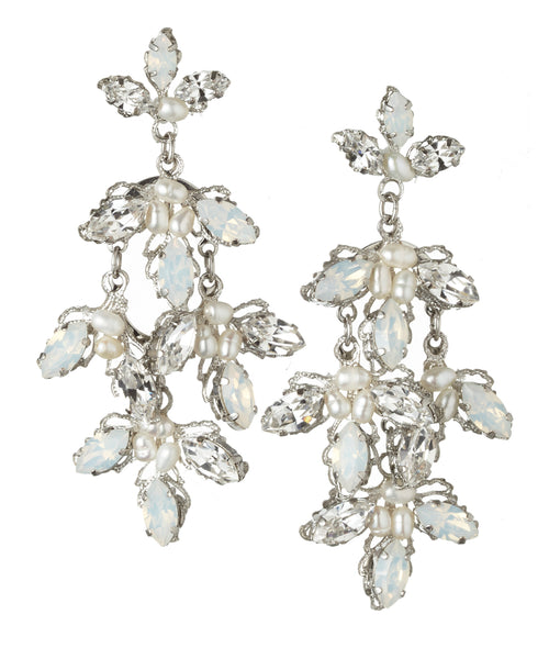 Copy of Lily Chandelier Earring: Featured Product Image