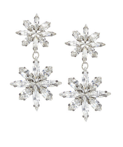 Star Chandelier Earring