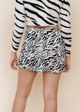 90s Alter Ego Mini Skirt