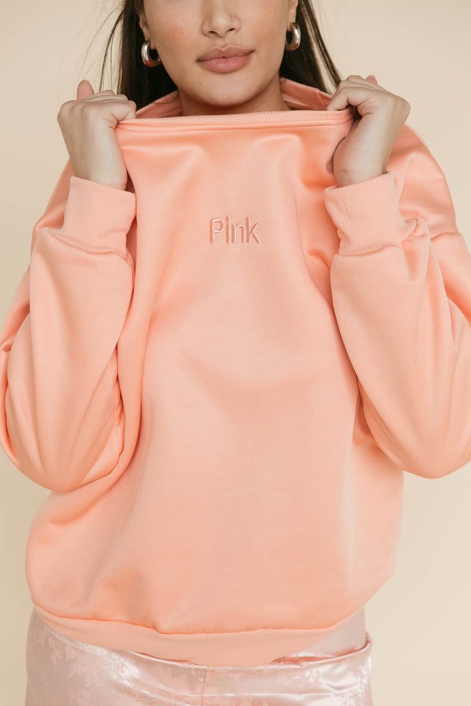 Game of Tones Sweatshirt | Pink