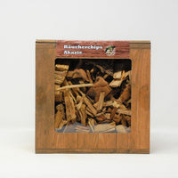 Akazie Räucherchips Box 3 Liter Landree®