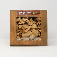 Ash-Tree Räucherchips Box 3 Liter Landree®