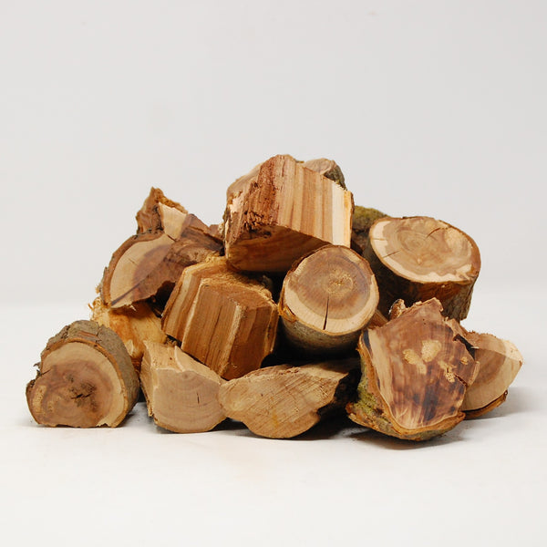 Pflaume Wood Chunks 1Kg Landree®  für BBQ Smoker Grill