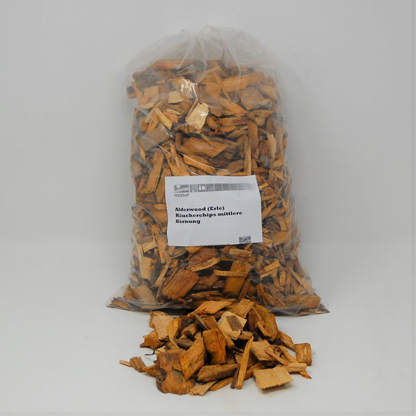 Alderwood Räucherchips 5L