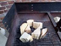 Alderwood Grill-Holz 3,5KG Wood Chunks