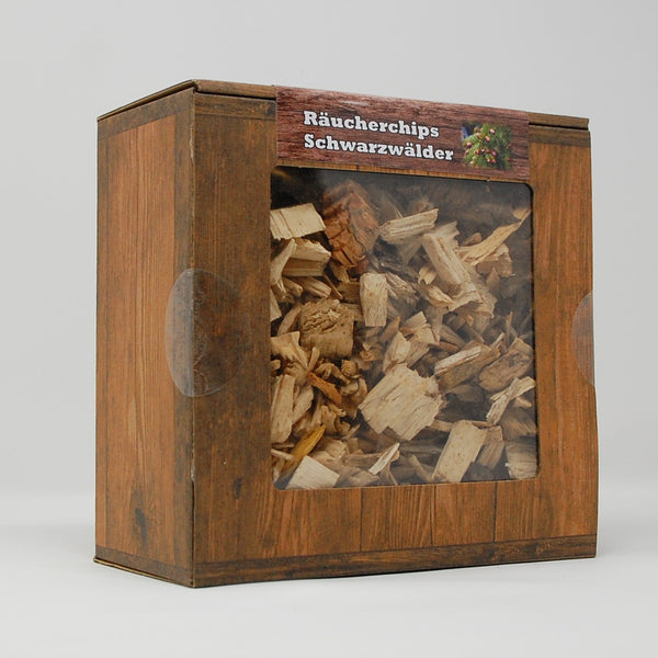 Schwarzwälder Räucherchips Box 3 Liter Landree®