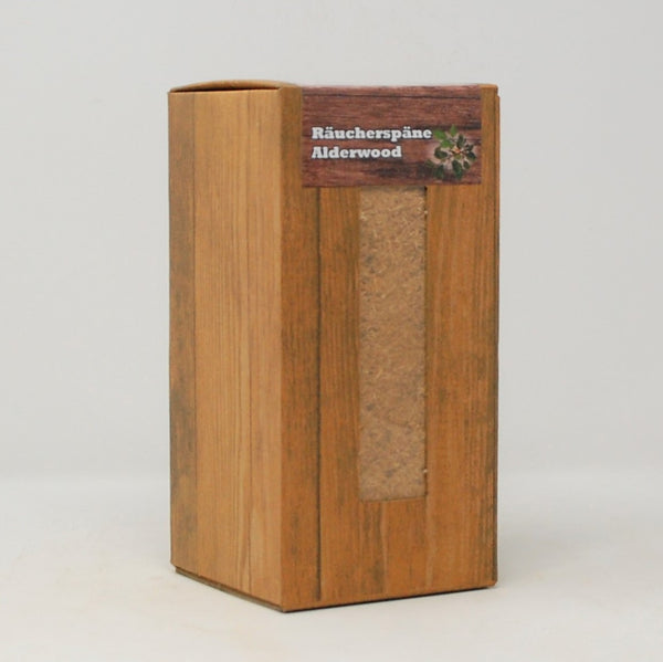 Alderwood Räucherspäne mittel, 1,5L Box Landree®
