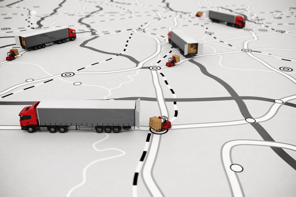 The Benefits of Fleet Tracking